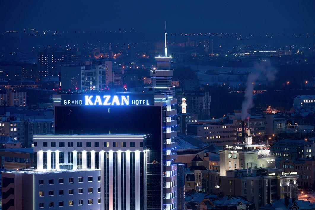Гранд Отель Казань 4* Казань